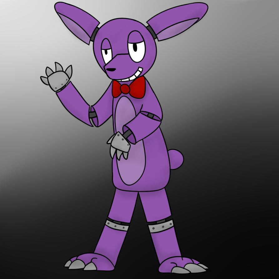 Animatronic Bonnie by HappilyInsane99