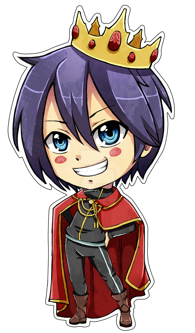 Birthday Present - King Yato by SweetxSnowxDream on DeviantArt