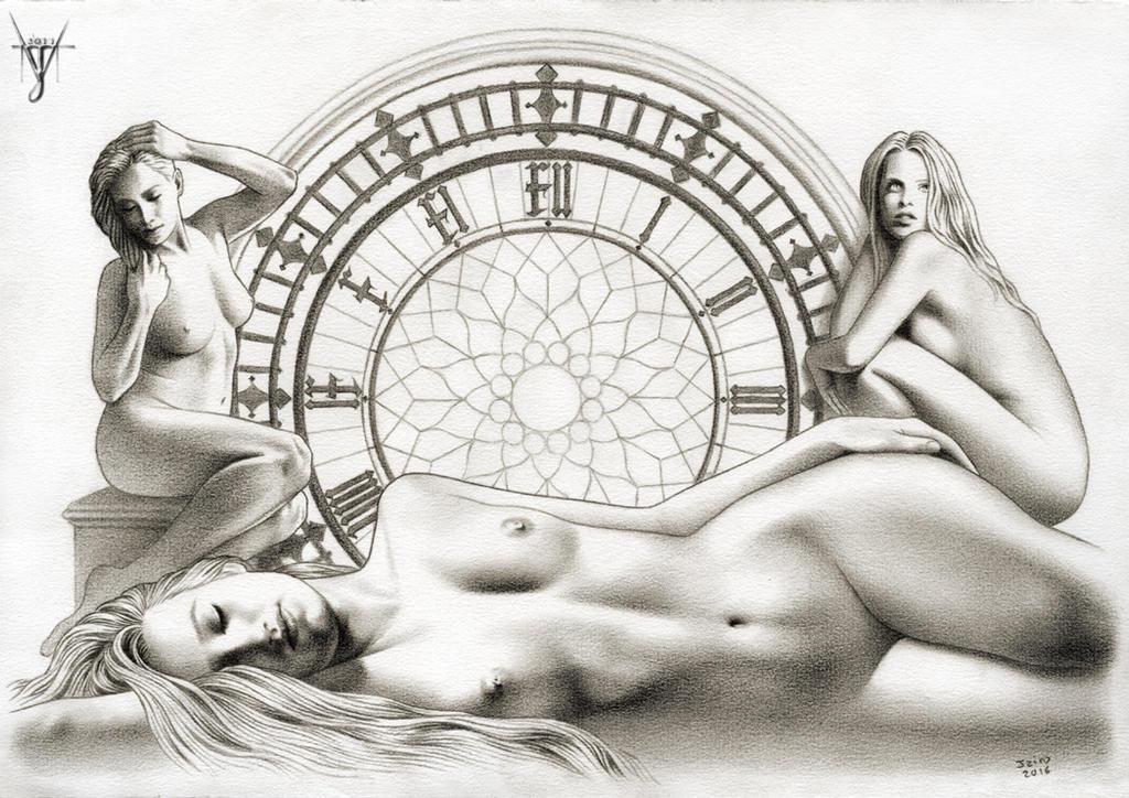 ETERNAL DREAM - SLEEPING BEAUTY by jairolago