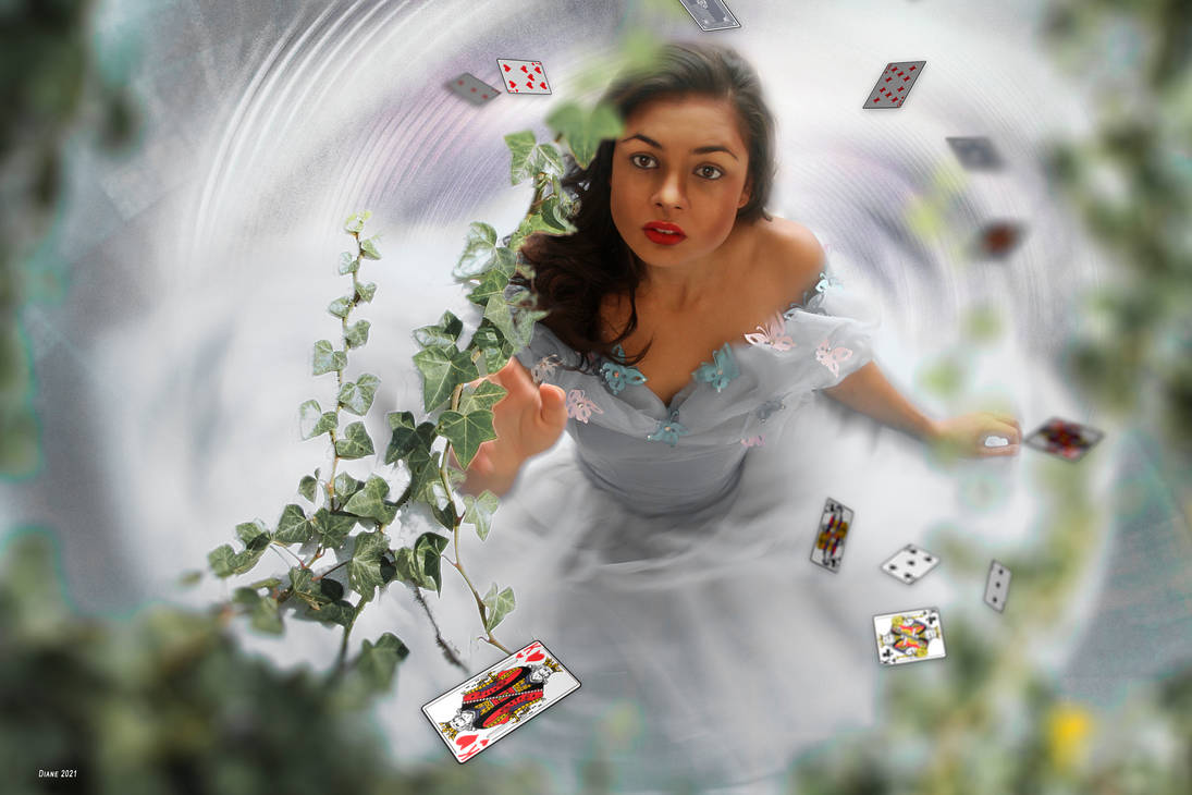 Alice disorientation