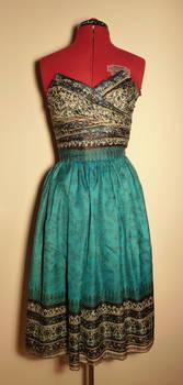 Indian Sari Summer Dress (WIP)