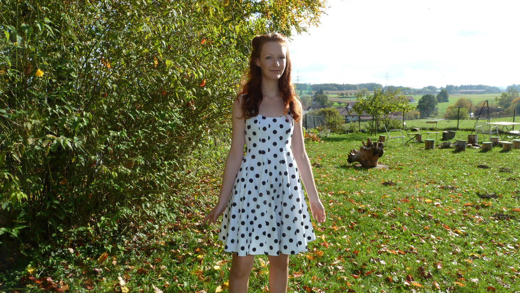 A Polka Dot Autumn 01 by MaybeAnna
