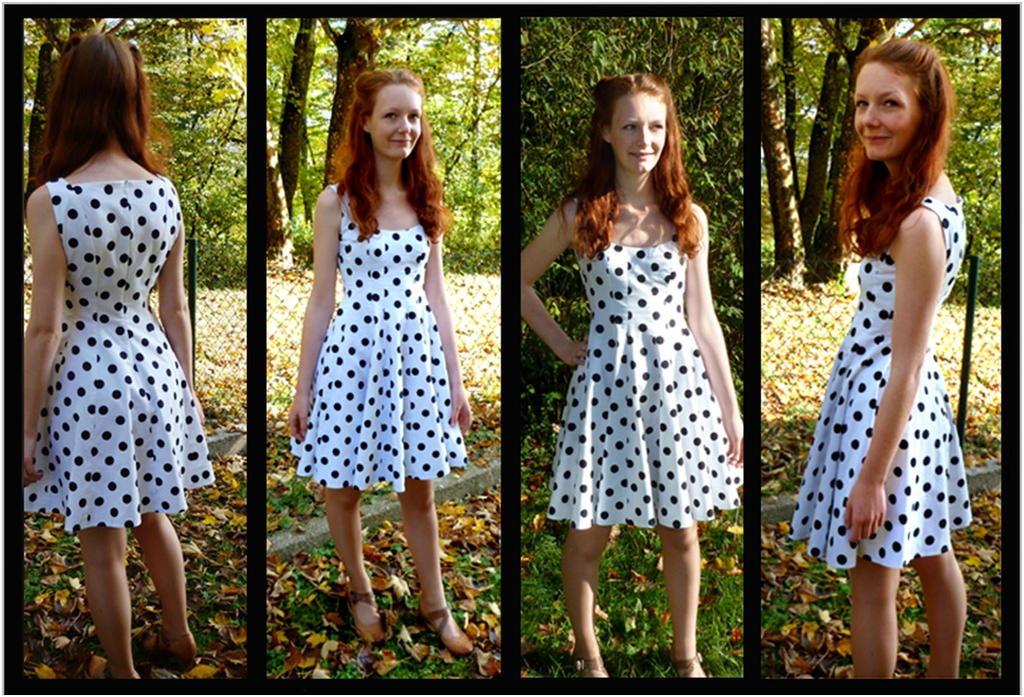 A Polka Dot Autumn 02 by MaybeAnna