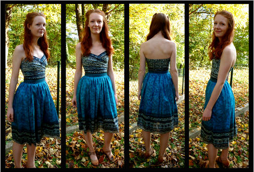 Sari Summer Dress