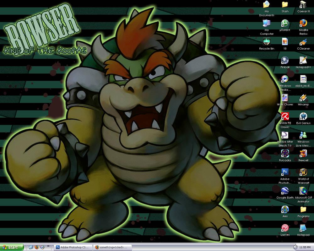 bowser desktop