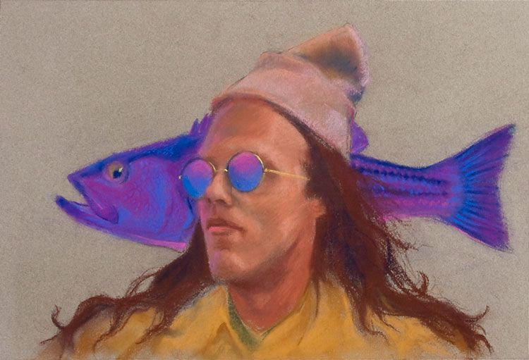 Phish Head by AaronMiller