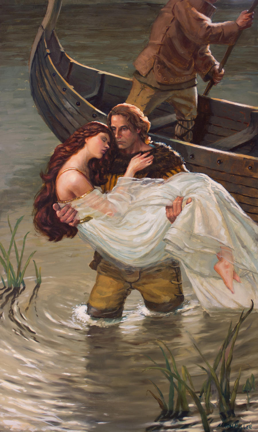 Tristan and Isolde by AaronMiller