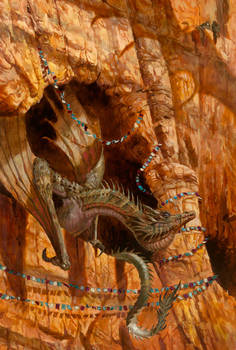 Dragons of Red Rocks Canyon