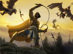 Fabled Hero - Theros - MtG