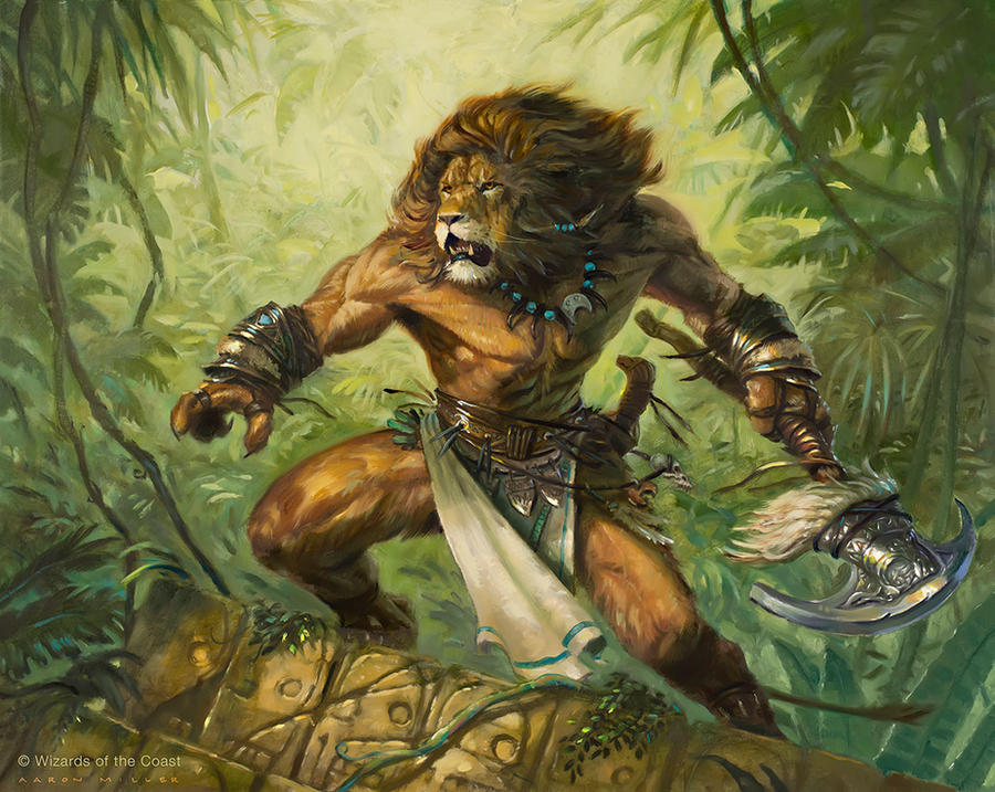 Ajani Vengeant (Duel Decks Version) | MTG Art | Pinterest | Decks ...
