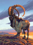 Armored Goat