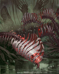 Rib Cage Plant by AaronMiller
