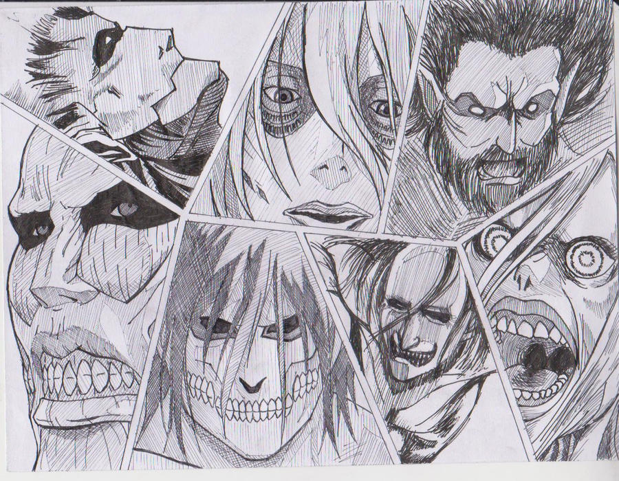 titan shifters by mjcbosque on deviantart
