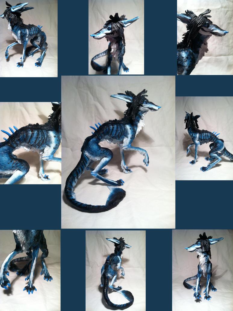 RAD by shadowwolfsculptures