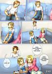 TG transformation - Sibling stress 2/2