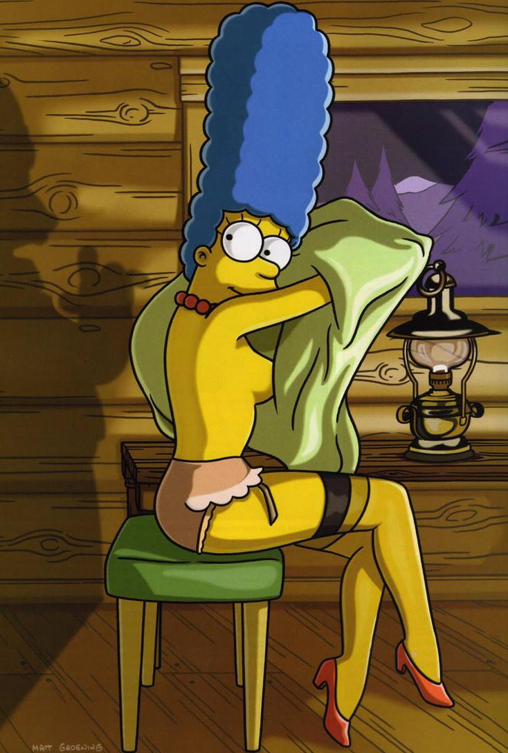 Marge-simpson-playboy by Beautifu91