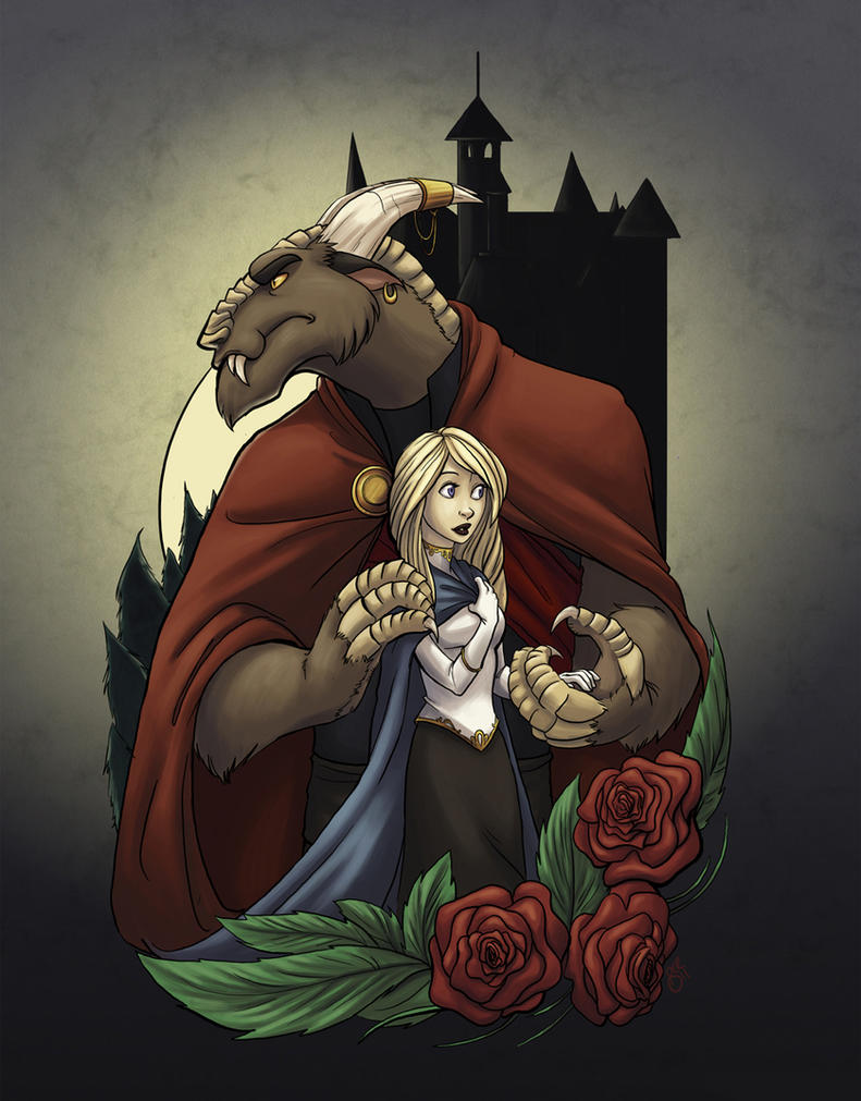 Beauty and the Beast by wallabri