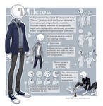 Pilcrow Reference Sheet
