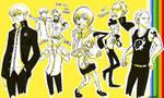 P4 Doodles