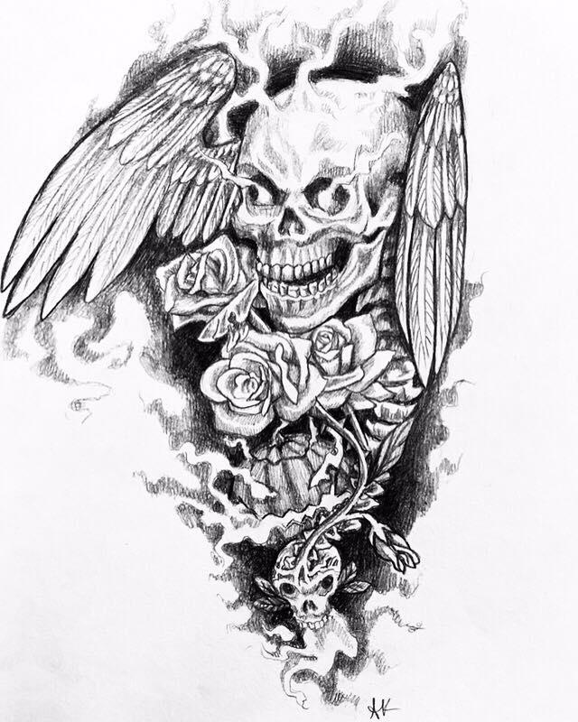 Tattoo by Thunderflight