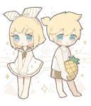 Summer Rin  Len