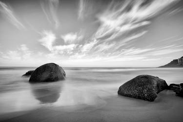 Clifton Beach Long Exposure by KevinBrownFotografie
