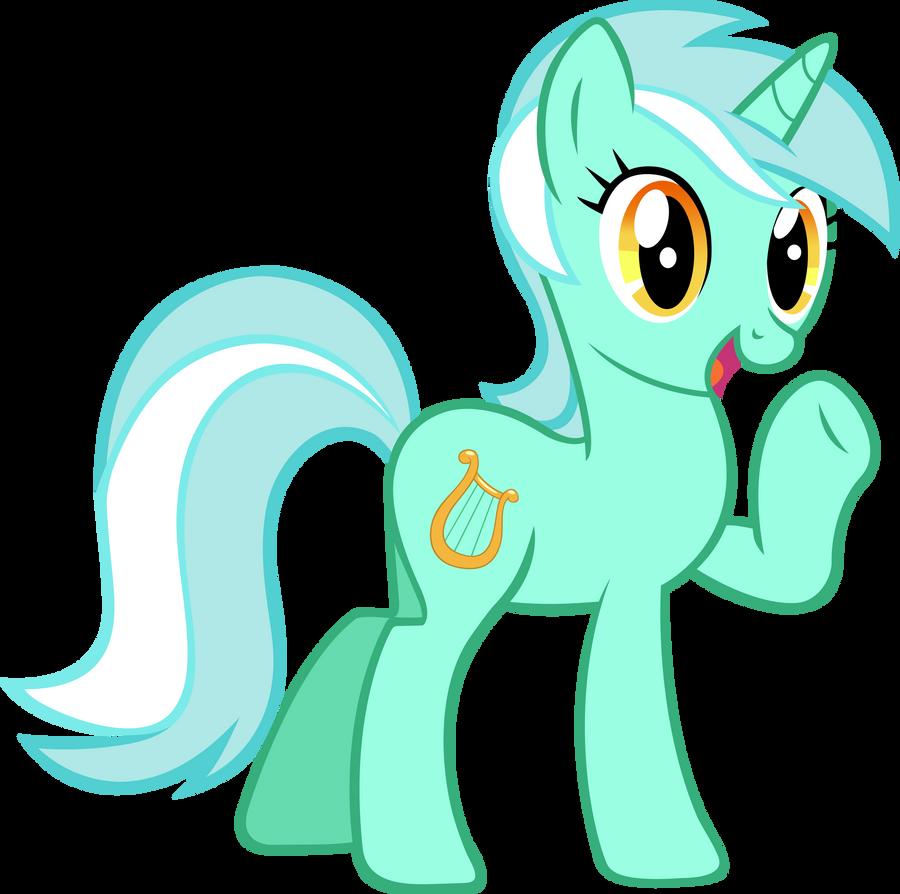 Lyra saluting by d2xa