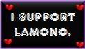 I Support Lamono by SilverTidalWave