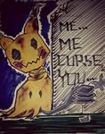 Dex No. 778   The Disguise Pokemon