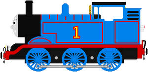 Thomas the Tank Engine (My Head cannon)