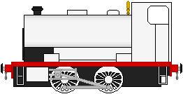 Engine Base #58 N.C.B. Industrial tank engine