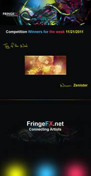 FringeFx Comp. Winners 11-21-11