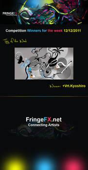 FringeFx Comp. Winners 12-12-11