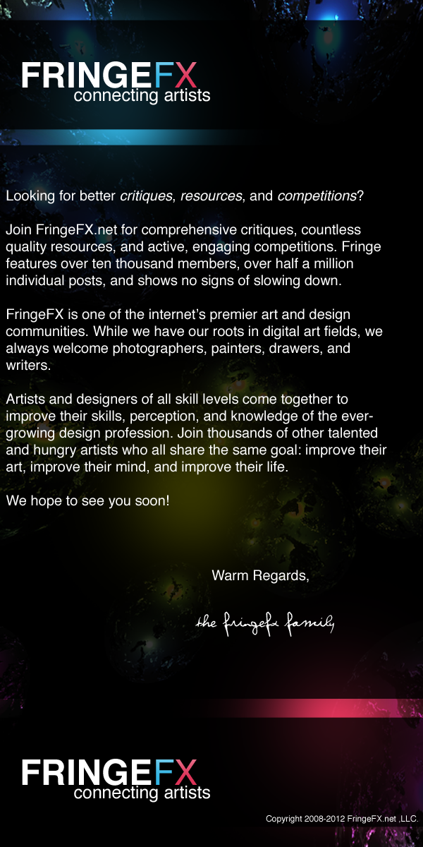 Art Forums by FringeFx