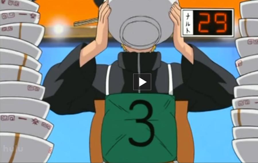 Naruto: Ramen Contest by HunterWolfTraveler