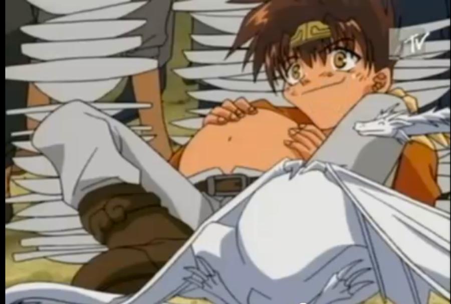 Saiyuki Goku: Big Belly by HunterWolfTraveler