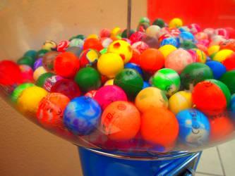 Colourballs by KoseMoseGlitterKua
