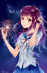 Nazuna Oikawa by FlamesSoul