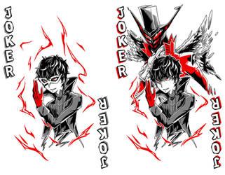 Joker by FlamesSoul