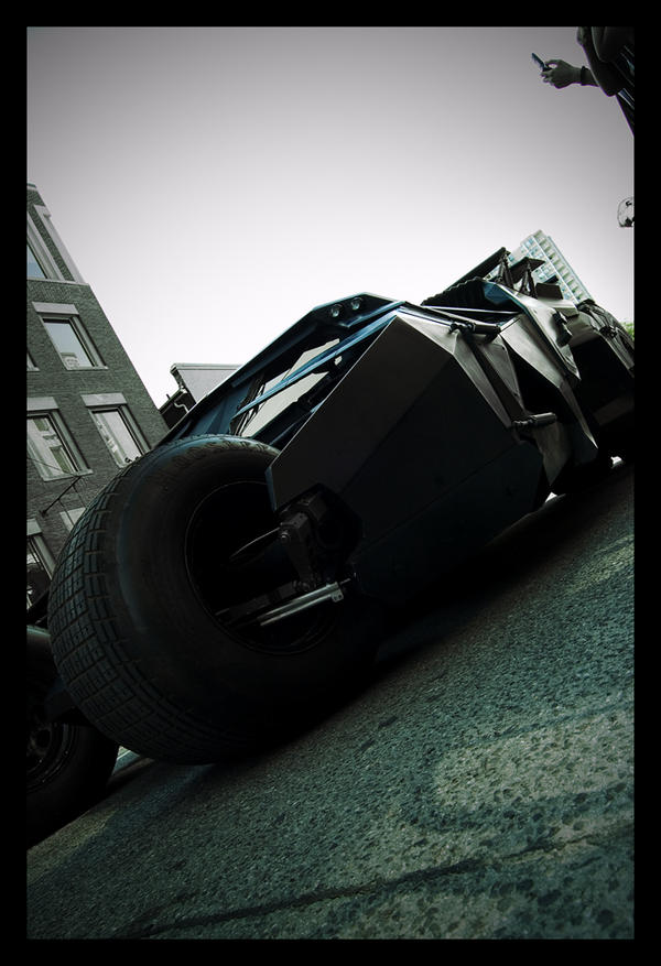 batmobile 2 by lucid-state