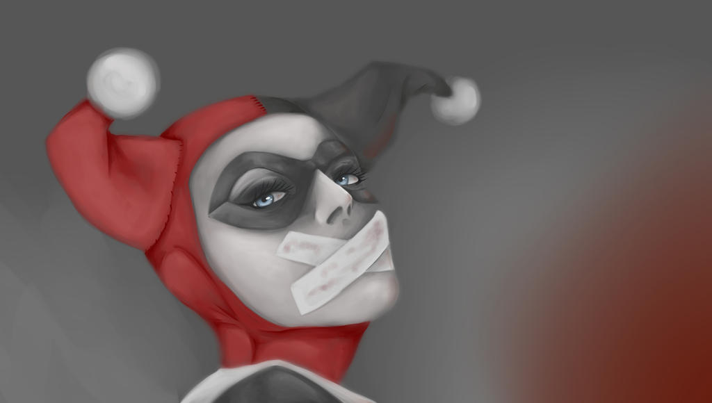 HarleyQuiin by Painter-One