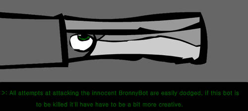 Page 32: Attack BronnyBot by geistseig