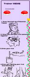 Meme Time No. 1: PKMN Trainer by geistseig