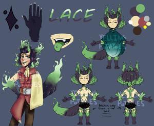 Lace (Pyrian MYO)