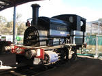 No.1021 0-4-0 saddle tank loco