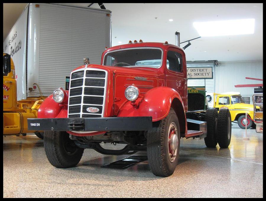 1948 Mack Truck : Eh mack truck by redtailfox on deviantart