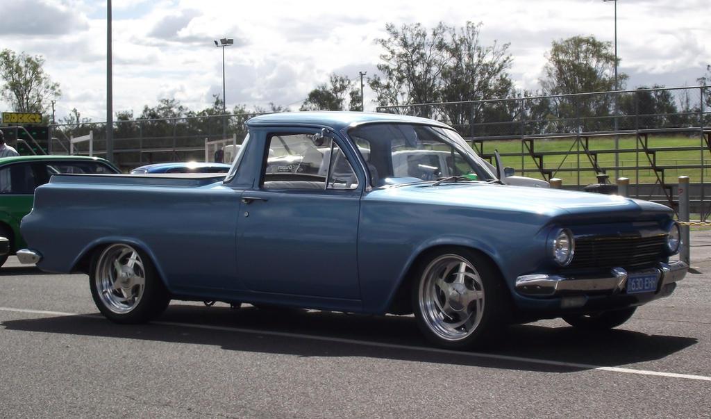 Eh Holden Ute By Redtailfox On Deviantart