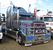 Confederate Western Star by RedtailFox