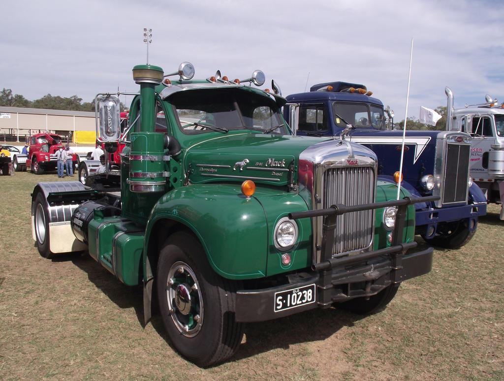 Mack Trucks B61 Models : Mack trucks b model for sale australia
