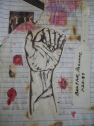 my veins, they are like paper by violentblossom